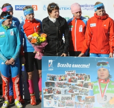 Ufa Bids Farewell to the Championship and Anna Bogaliy